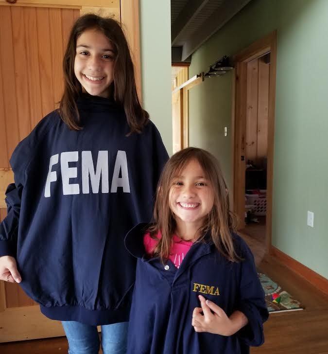 Teacher Messages FEMA
