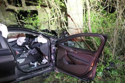 Hamilton Township Crash