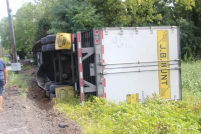 Tractor Trailer Crash