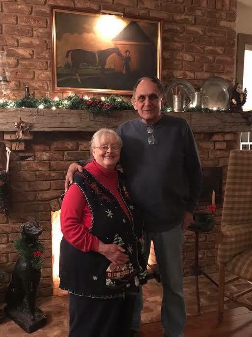 Ron and Janet Sailhamer