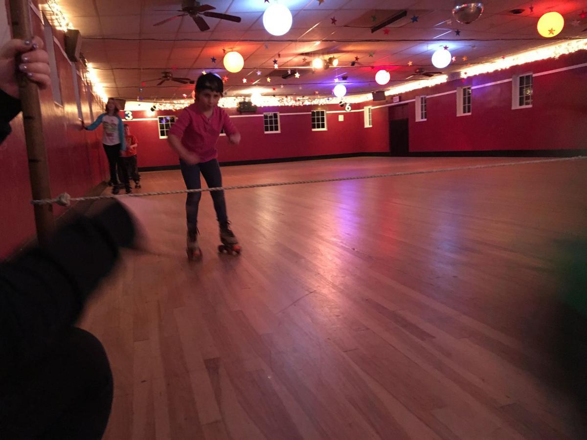 Blue Mountain Skating Rink Keeps Nostalgia Alive Free - Roller skating rink flooring for sale