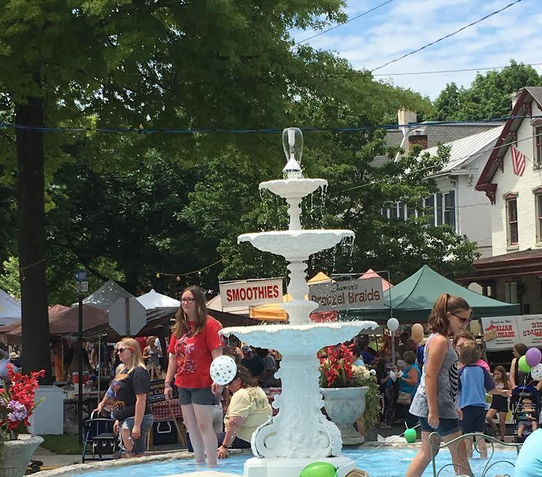 Newville Fountain Festival