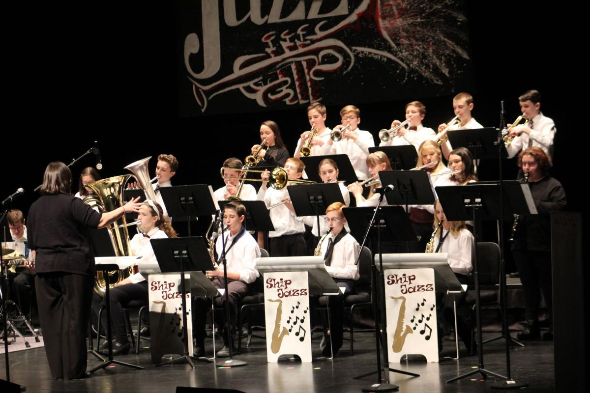 7th & 8th Grade Jazz Hounds