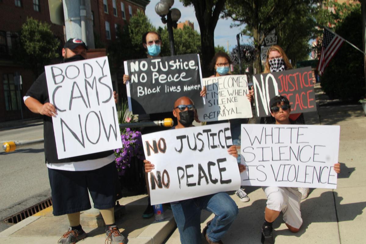 Shippensburg Protest