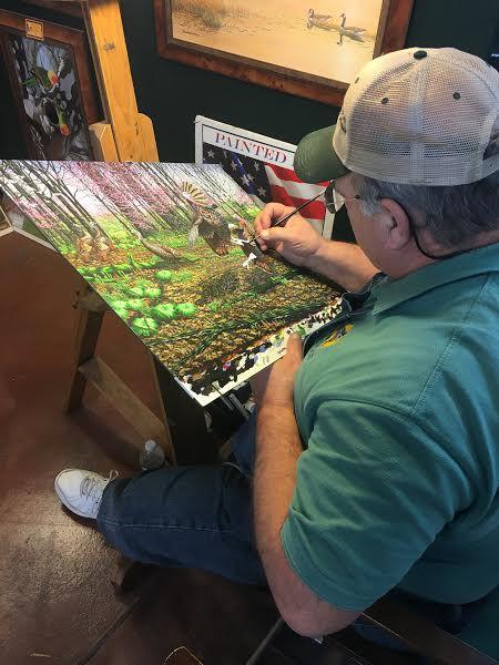 GeraldPutt Painting
