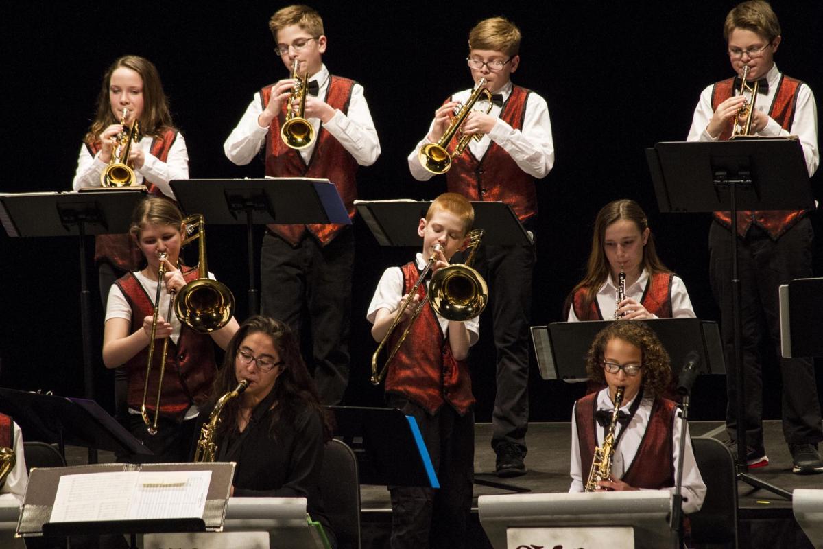 Sixth Grade Jazz Band