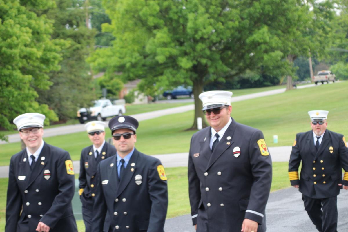 Greg Bretzman Funeral Service