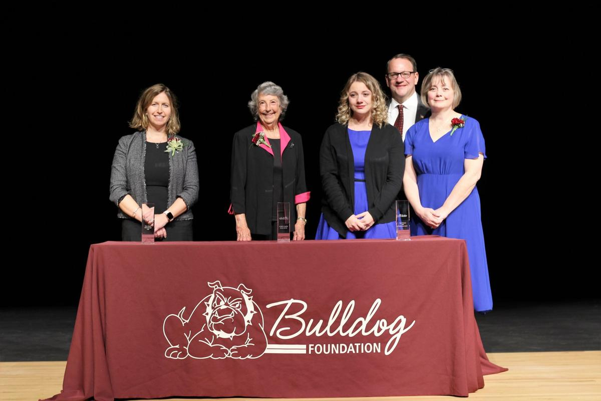 Bulldog Hall of Fame Inductees