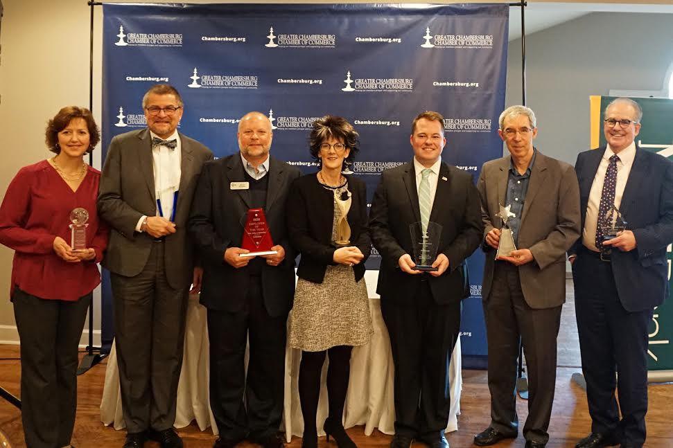 Greater Chambersburg Chamber of Commerce Awards Breakfast