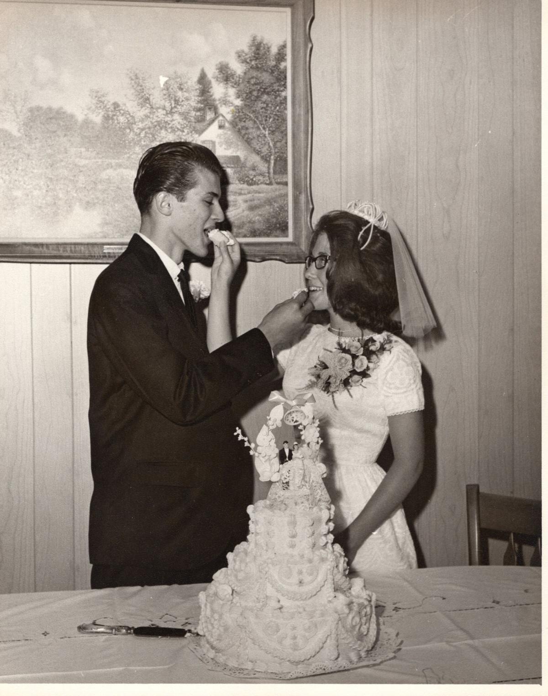 Bill Wolfe Wedding Day