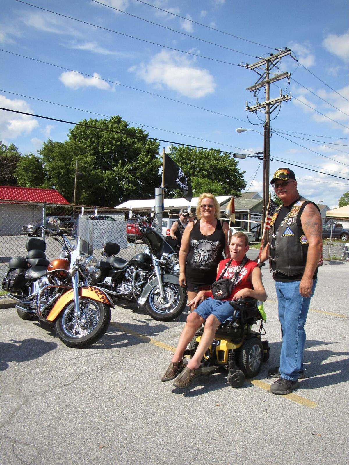 Benny Van Scyoc Surprised With Harley Shirts From Across The Globe Free Announcements Shipnc Com