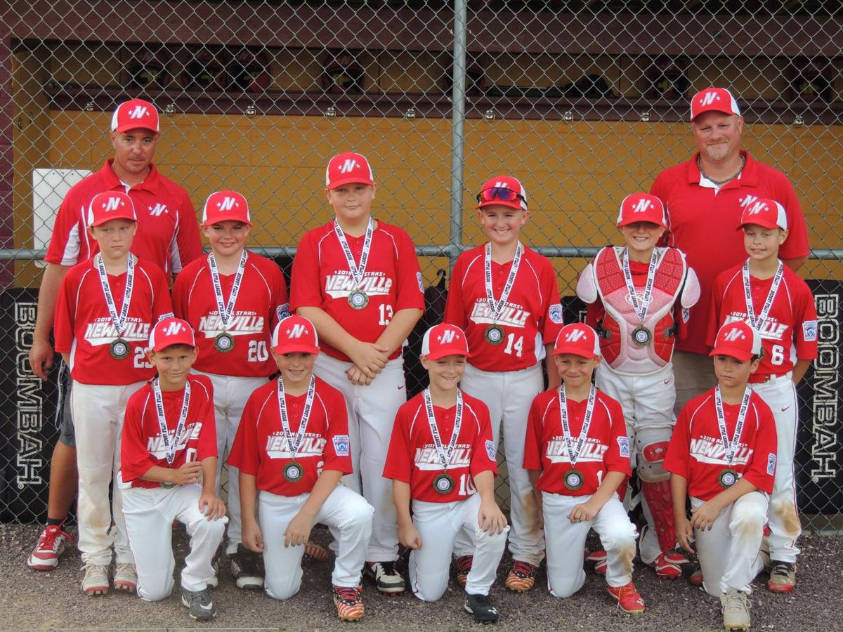 Newville 8-10 Year-Old All-Stars