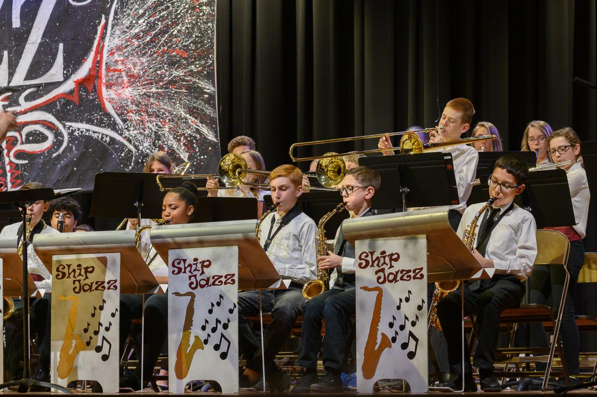 Jazz Hounds of Shippensburg Area Middle School