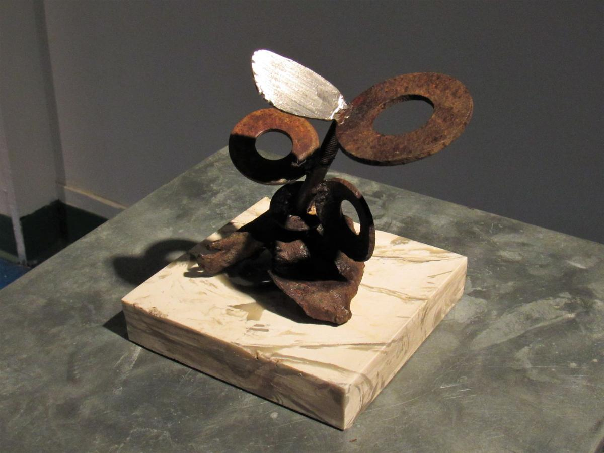 HaleySculpture