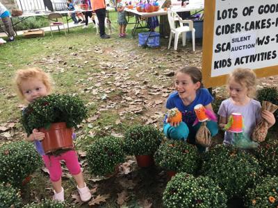 John Graham Public Library Fall Festival