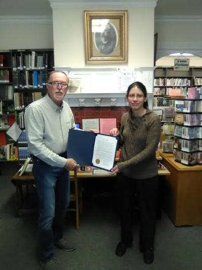 National Library Week Proclamation