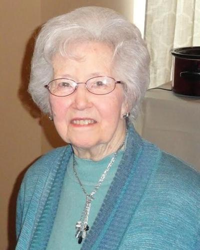 Betty M. Lehman