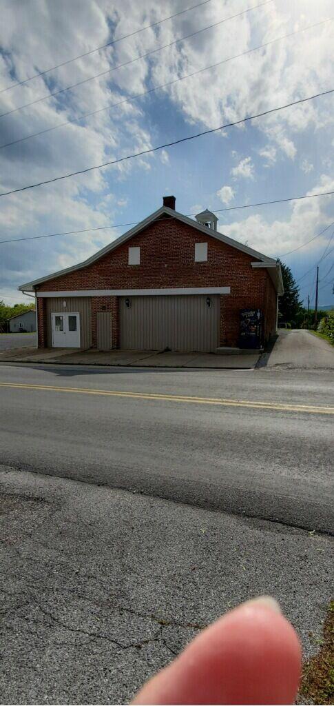 Newburg Firehouse