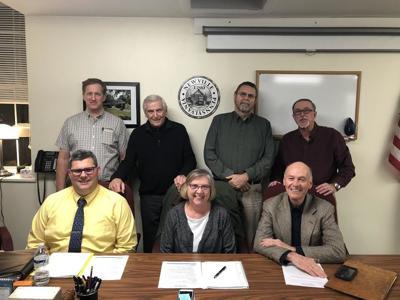 Newville Borough Council