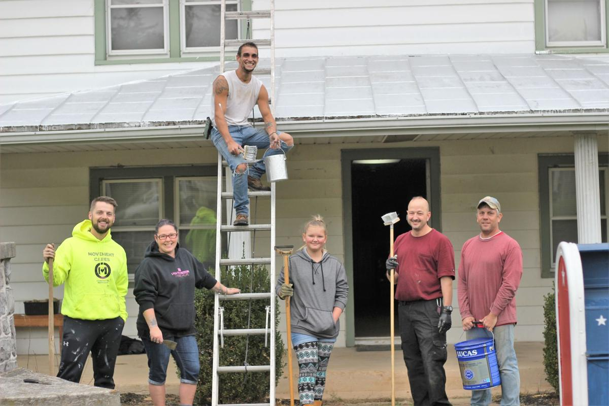 VFW Roof Repainting