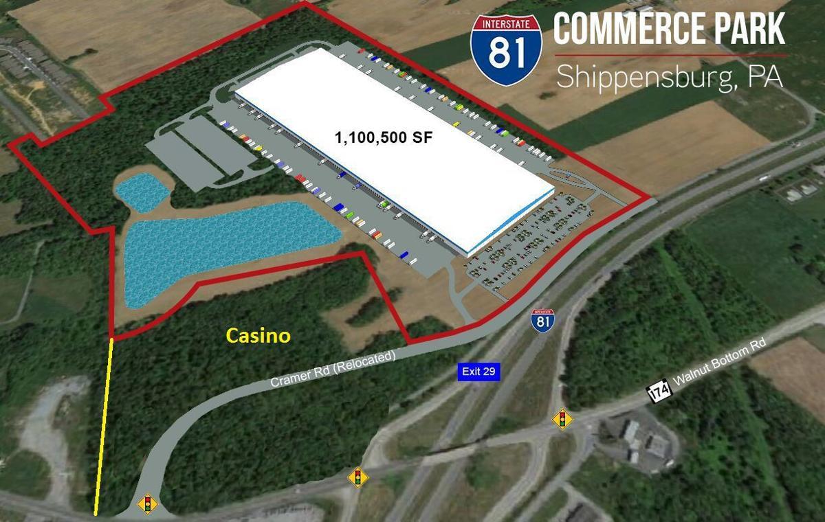 Shippensburg Township Casino Site