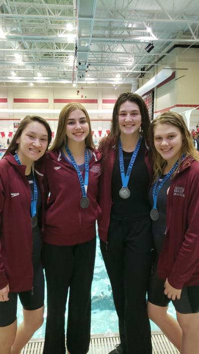 Greyhound 200 Medley Relay