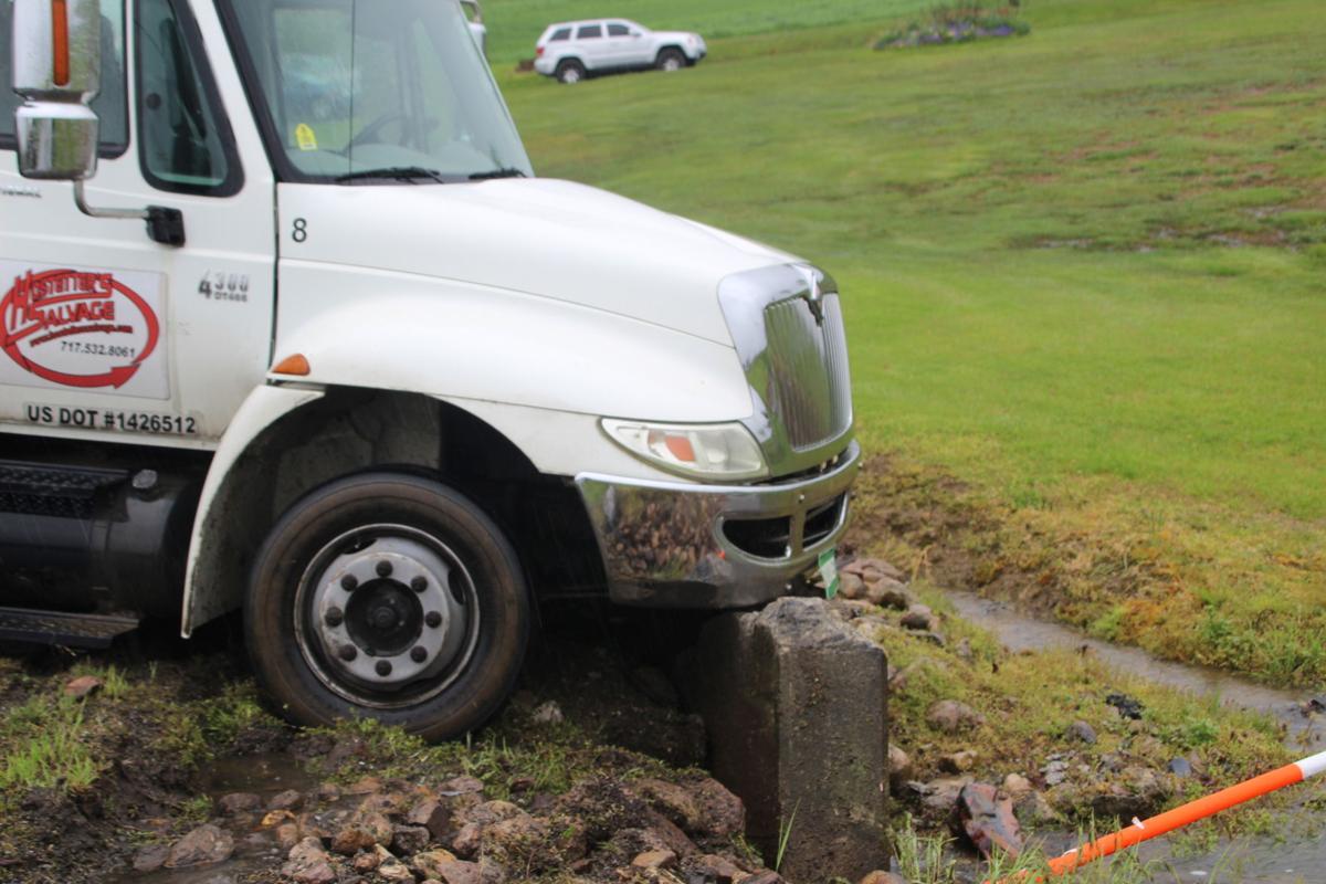Lurgan Township Crash