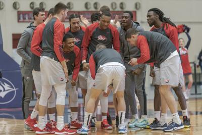 Shippensburg University Men's Basketball