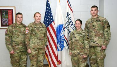 SU Distinguished Military Graduates