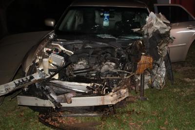 Baltimore Road Crash