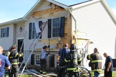 House/Tree Fire