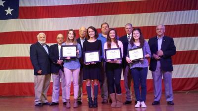 Patriotic Essay Winners Announced  Community News  Shipnccom Patriotic Order Sons Of America Essay Winners