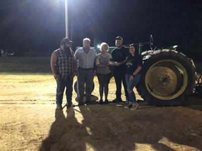 Newville Lions Club Fair Tractor Pull