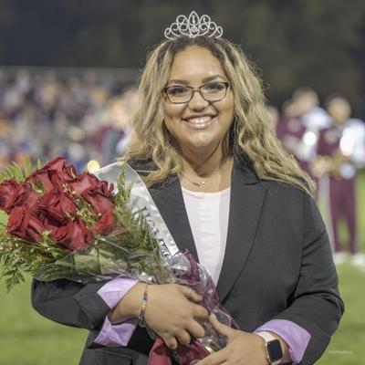 2021 SASHS Homecoming Queen
