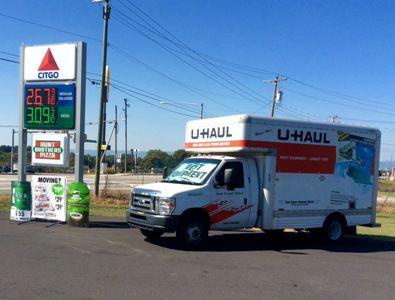 U Haul Partners With Citgo On Black Gap Road Community News