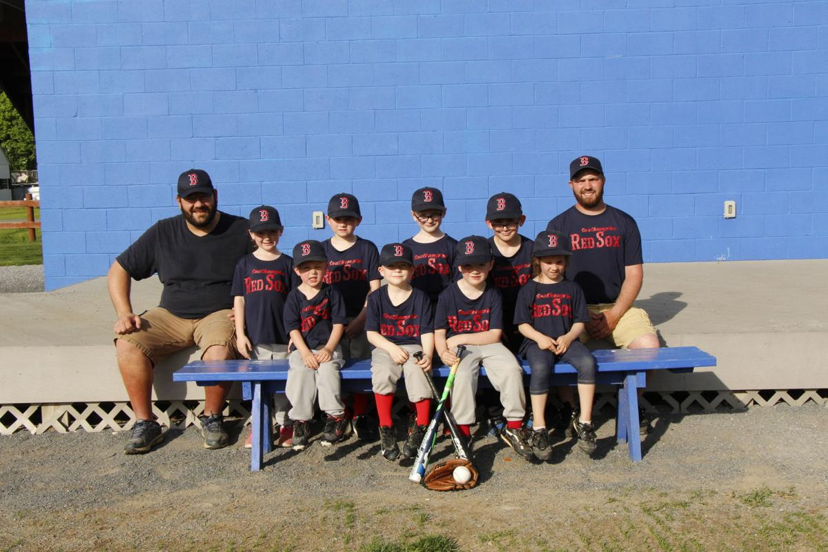 T-Ball Red Sox