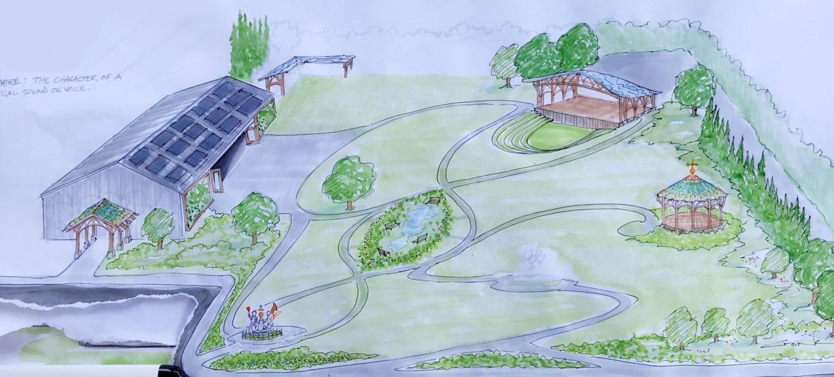 Scottville Optimist Park design
