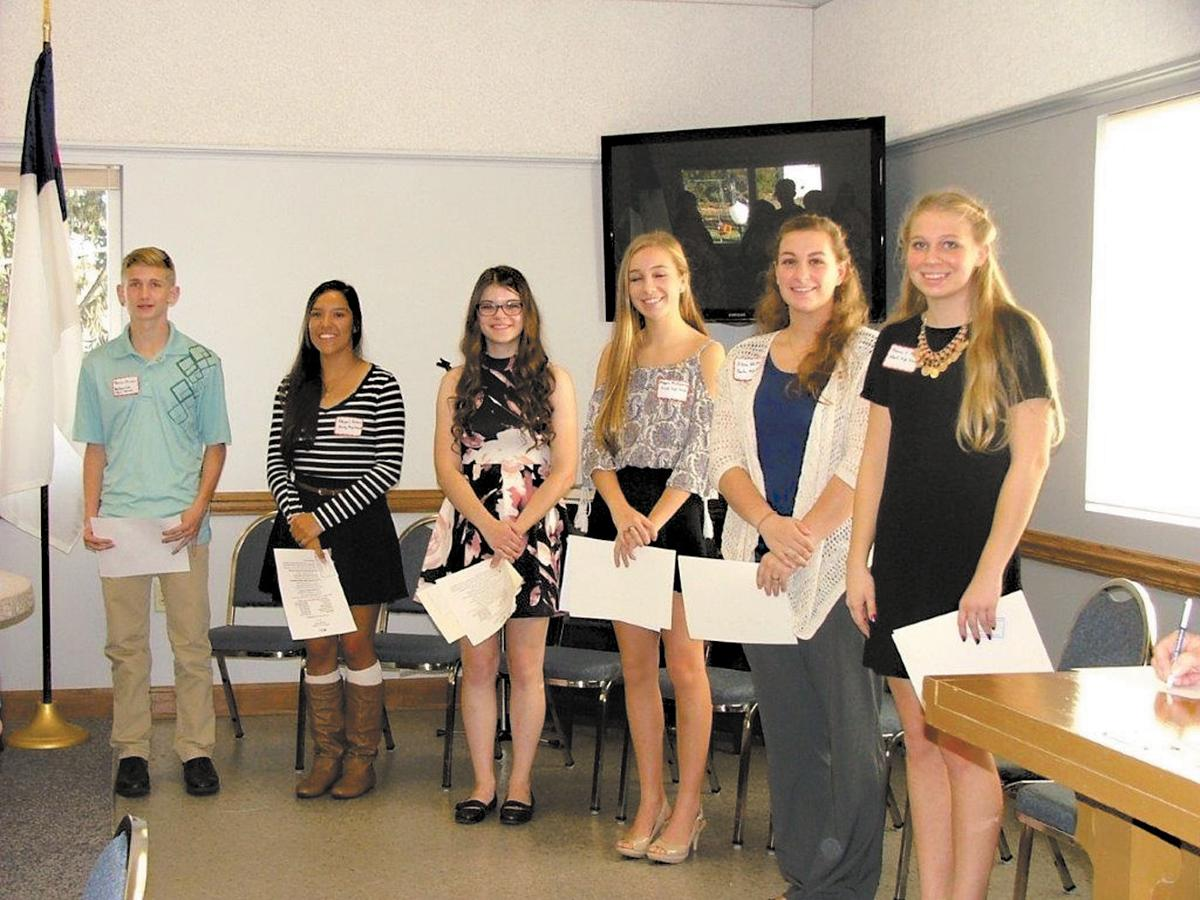 Daughters of the american revolution scholarship essay contest