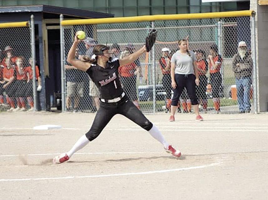 Whitehall softball falls in 9-inning regional semifinal battle