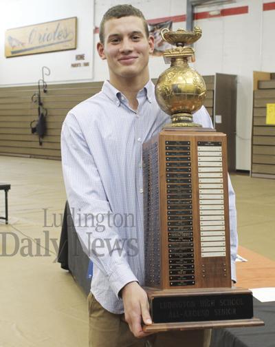 A big trophy