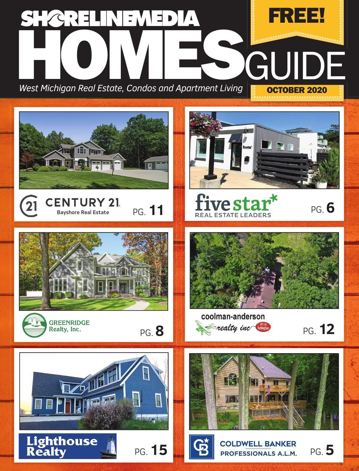 Homes Guide - October 2020