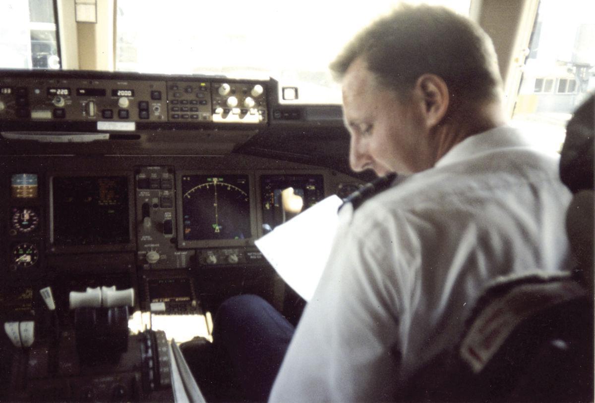 Capt. Jason Dahl