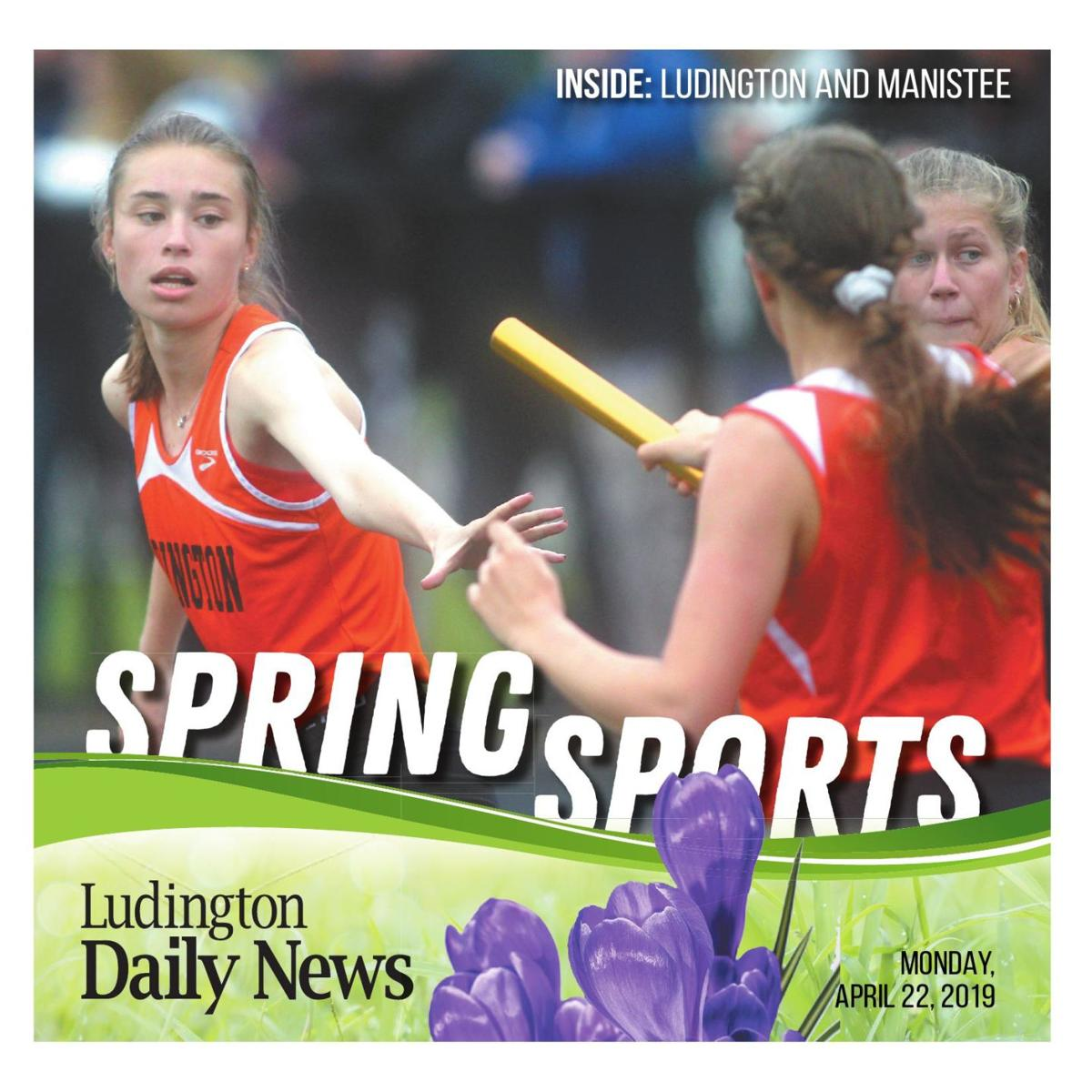 Spring Sports Preview - Ludington, Manistee