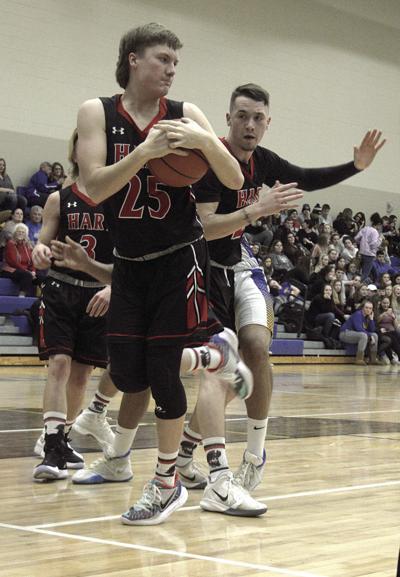 Hart at Mason County Central boys basketball