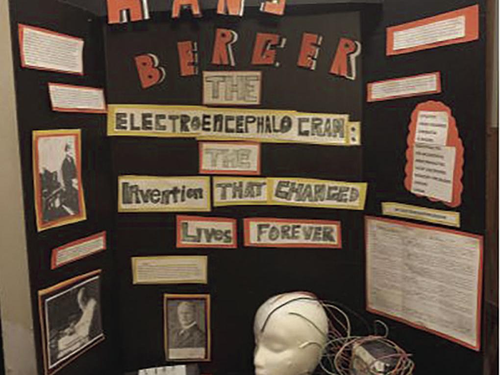 NHD competition continues , virtually and literally