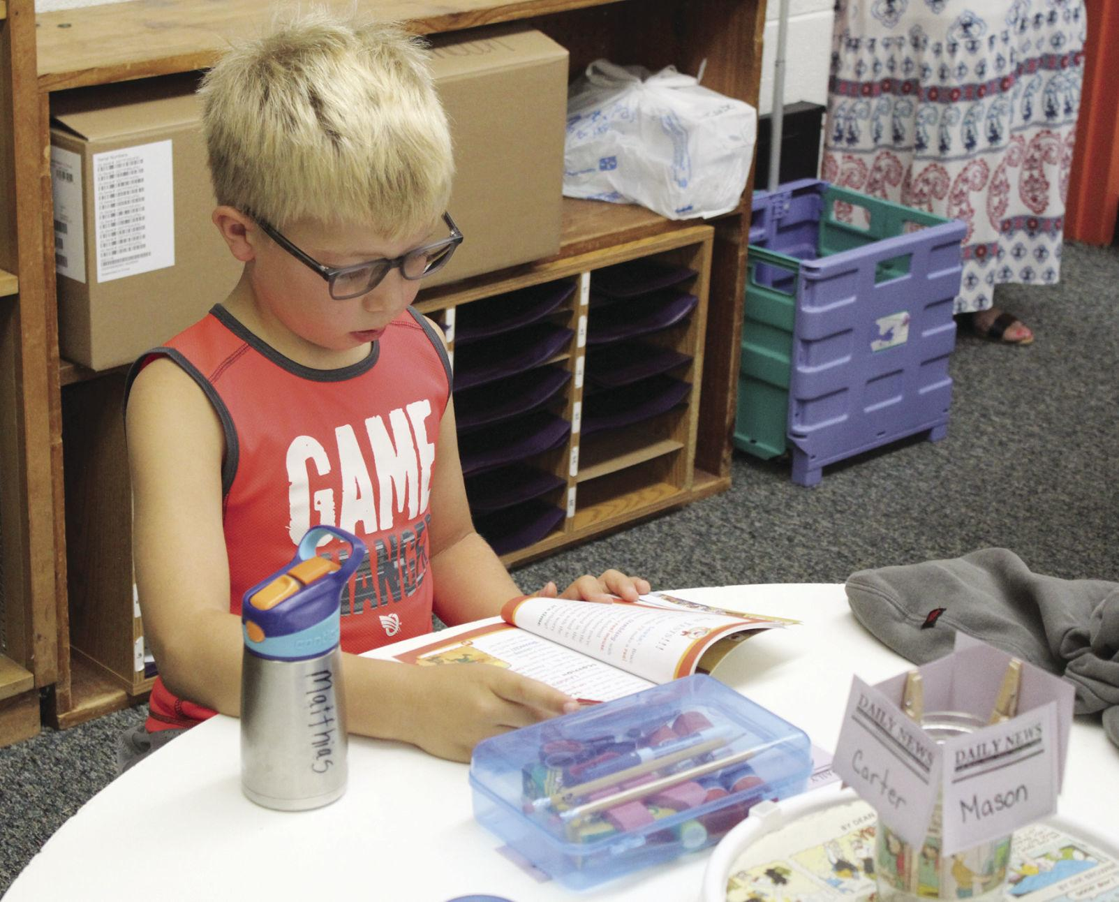 First day at Franklin Elementary | Local | shorelinemedia net