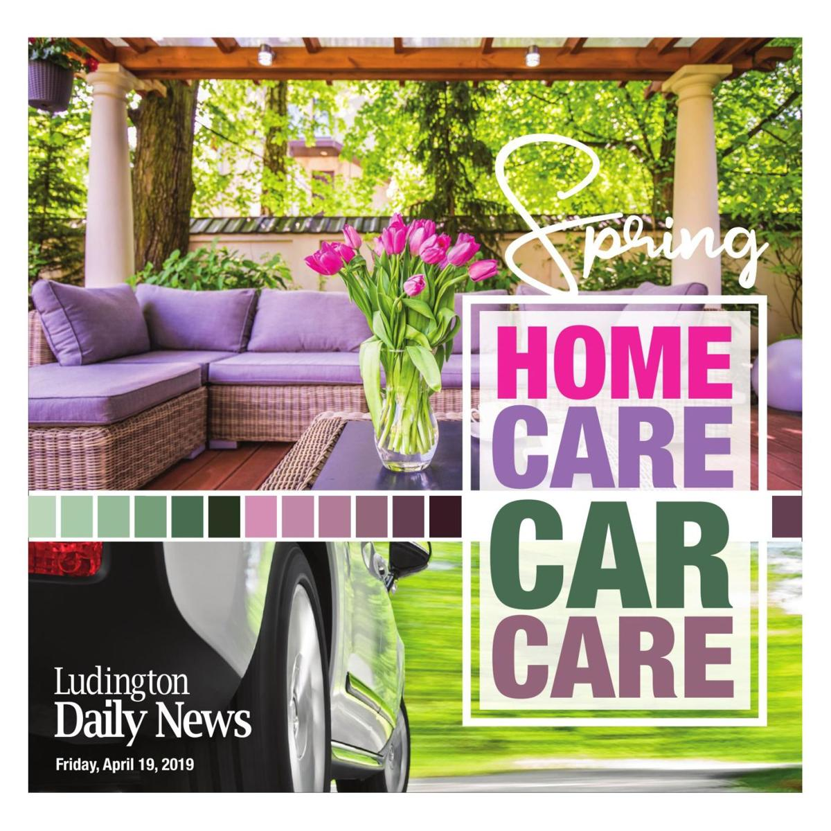 Spring Home/Car Care