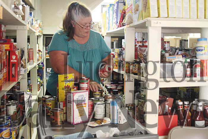 Ludingtons Salvation Army food pantry receives more than 26000 in
