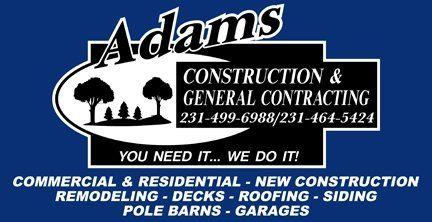 Adams Construction & General Contracting LLC - Image 1