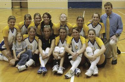 2006-07 Mason County Central volleyball
